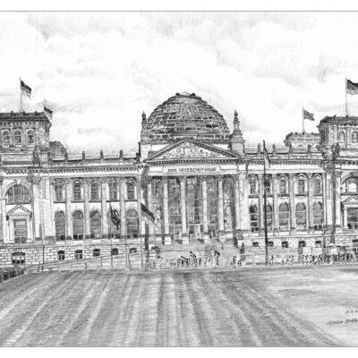 Reichtagsgebäude Berlin