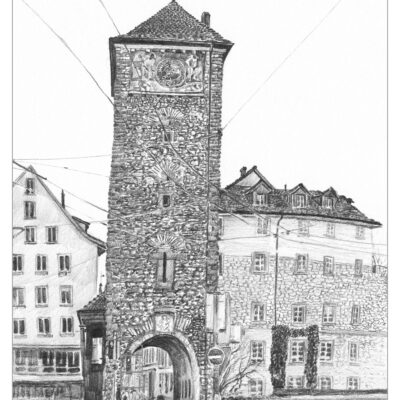 Stadttor Schaffhausen