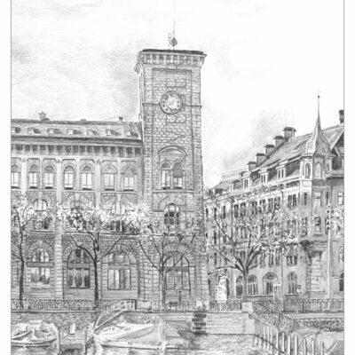 ehem. Fraumünsterpost Zürich