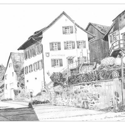 Gemeindehaus Oetwil a.d.L.