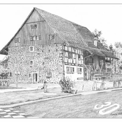 Schlieren Stürmeierhaus