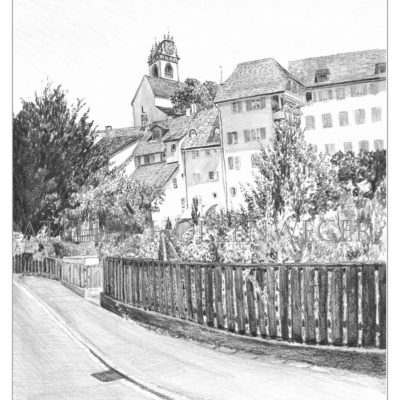Aarau Stadttor
