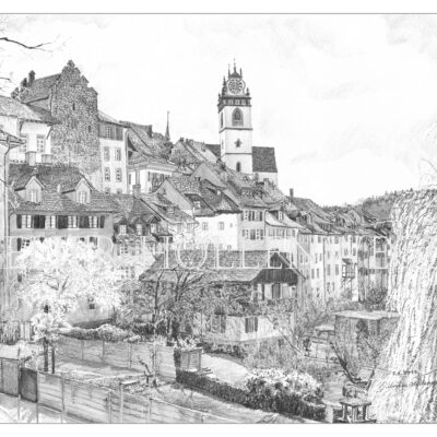 Aarau Stadtmauer
