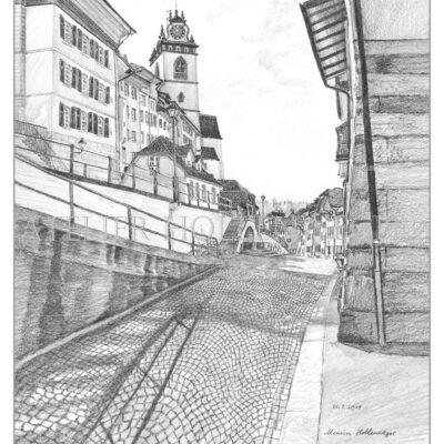 Aarau Kirche