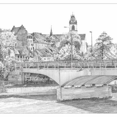 Aarau Neue Aarebrücke