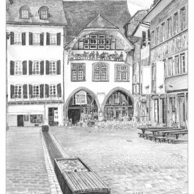 Aarau Tuchlaube