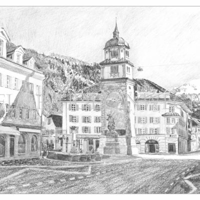 Altdorf im Kanton Uri