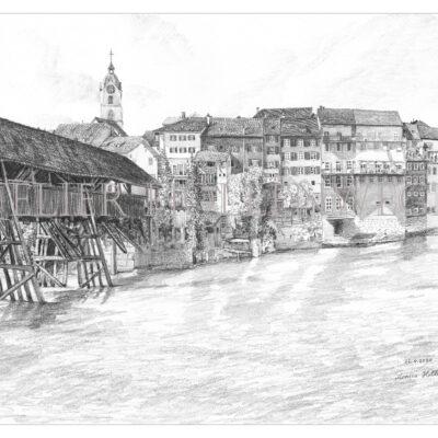 Olten Holzbrücke