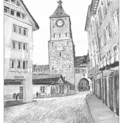 Aarau Oberer Turm