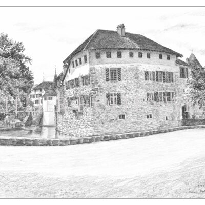 Schloss Hallau