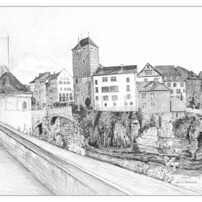 Brugg Schwarzer Turm