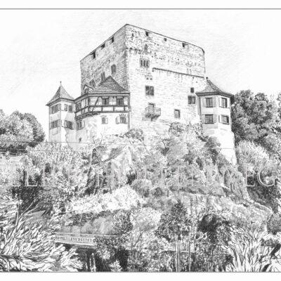 Schloss Angenstein Basel-Land