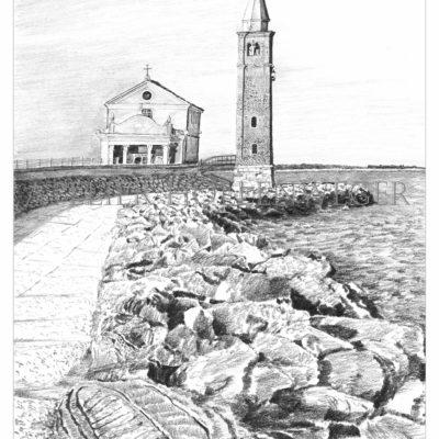 Kirche Angelo am Meer