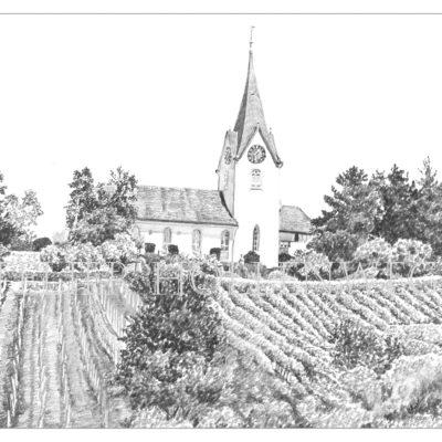 Kirche Höngg