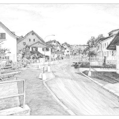 Oberengstringen Dorfstrasse