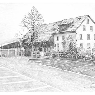 Hönggerstrasse: Haus Gyr