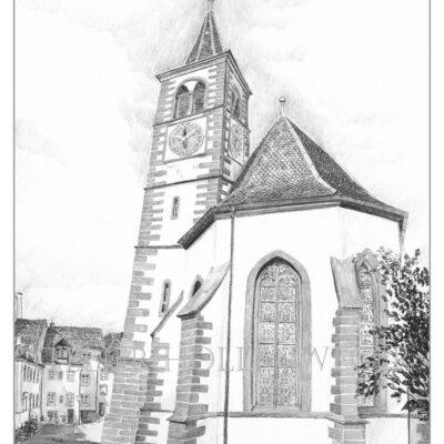 Liestal Kirche