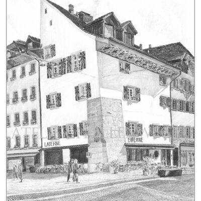 Aarau Laterne
