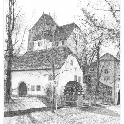 Aarau Schlossmühle