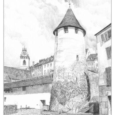 Aarau Stadtfestung (Burgenwelt)