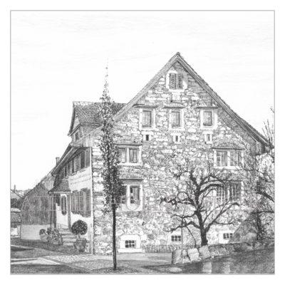 Dorfstrasse: Haus Schmider