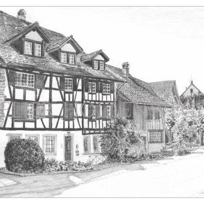 Dorfstrasse Weiningen