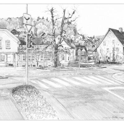 Kreuzung Linde Weiningen